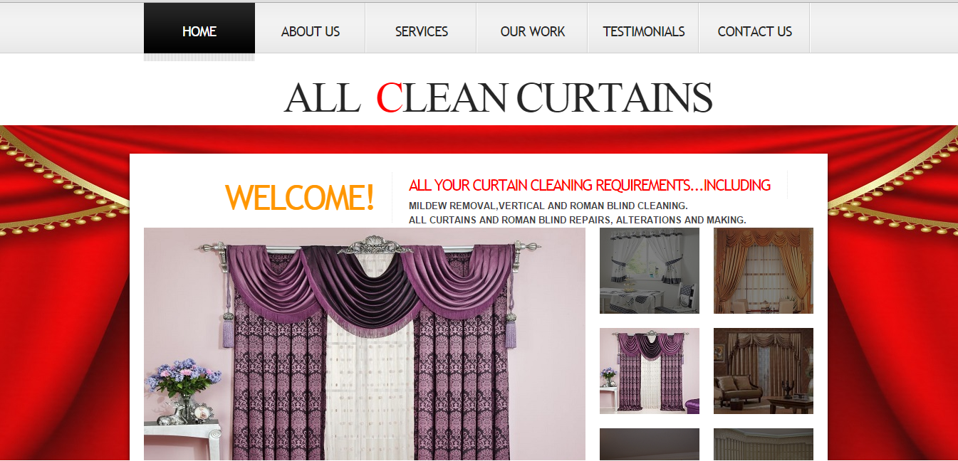 curtain cleaning specialists